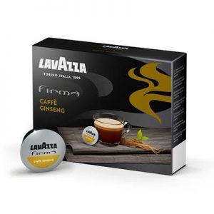 caffè Ginseng capsule Lavazza Firma