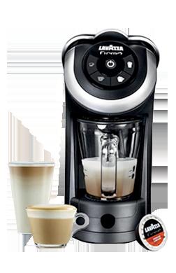 Lavazza espresso e cappuccino LF400 Milk