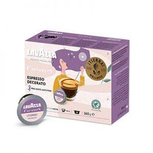 Tierra Wellness decerato capsule Lavazza Firma
