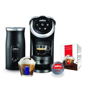 Lavazza Firma LF400 + MilkEasy cioccolatiera, cappuccinatore - Offerta LF® Lavazza