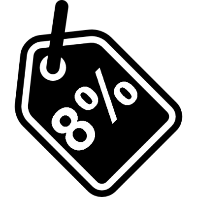 Sconto 8% Lavazza