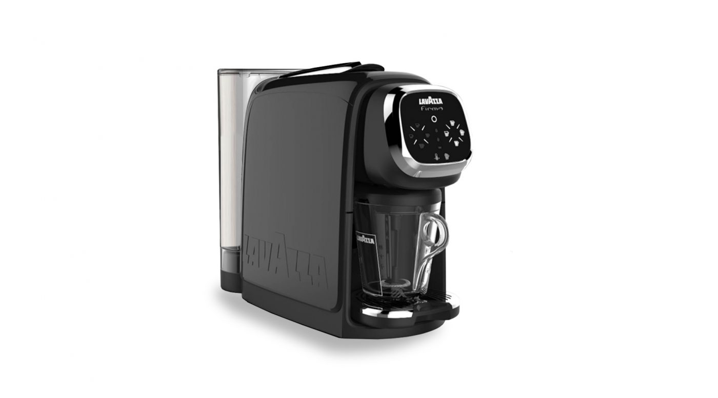 Inovy Custom Lavazza Firma LF 400 Milk New