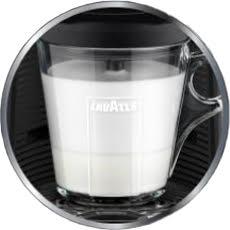 Sistema Latte brevettato Lavazza Firma Inovy Custom Milk novità