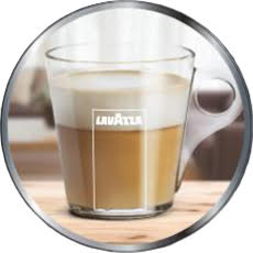 Sistema Latte brevettato Lavazza Firma Inovy Custom Milk